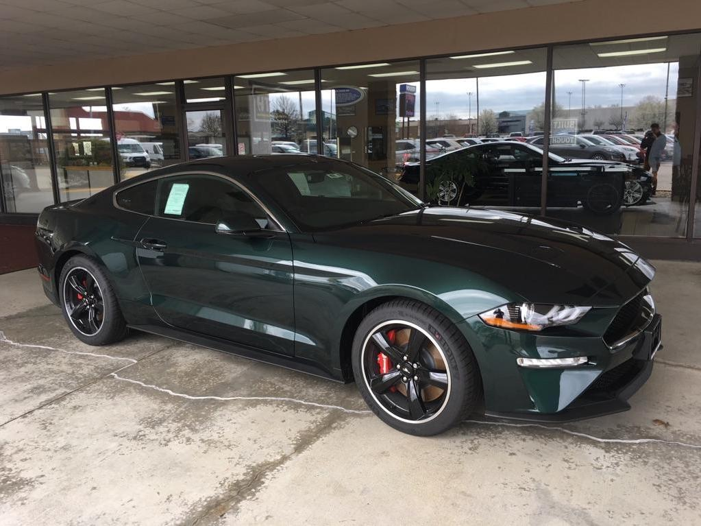 New 2019 Ford Mustang Bullitt Edition