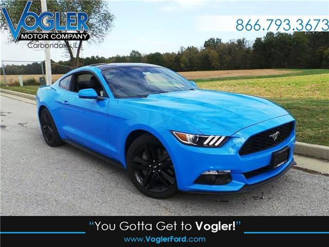new 2017 ford mustang cp in carbondale 17124 vogler fordnew 2017 ford mustang