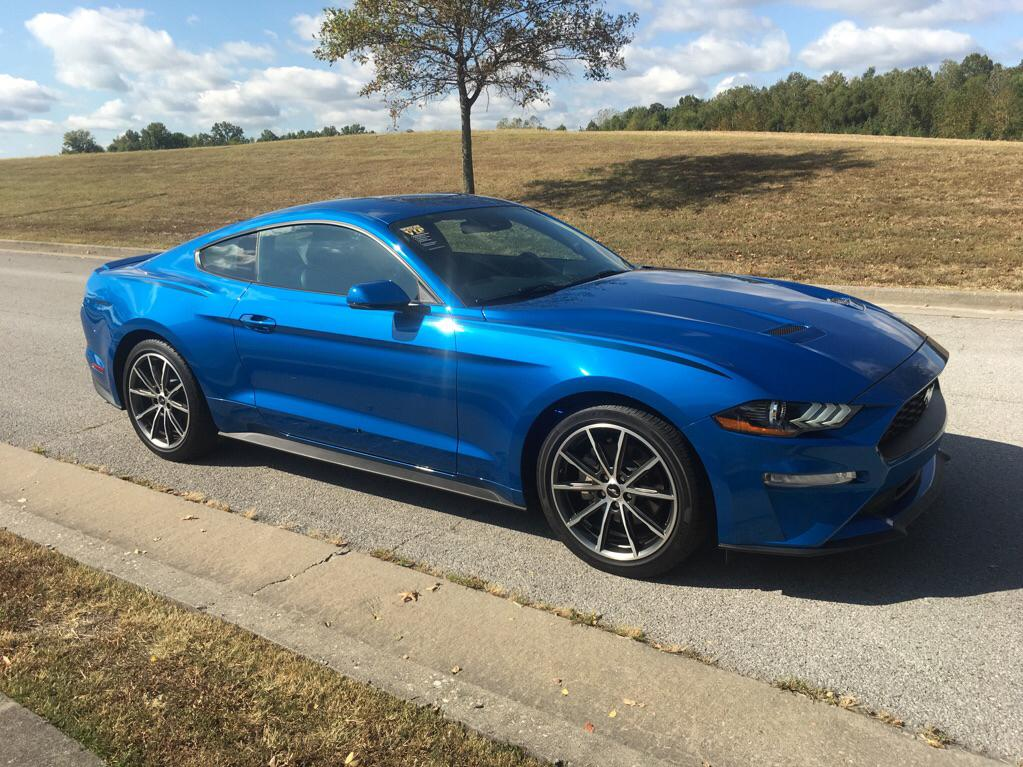Pre-Owned 2019 Ford Mustang Base