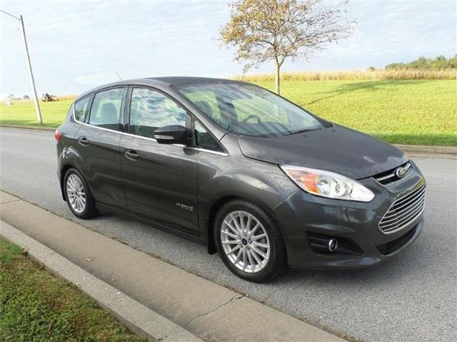 Pre Owned 2016 Ford C Max Hybrid Sel Hatchback