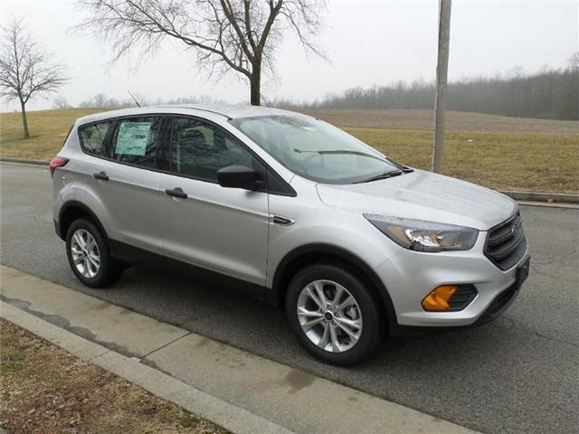 New 2019 Ford Escape S Front-wheel Drive