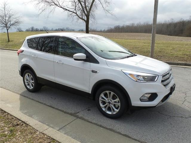 New 2019 Ford Escape SE Front-wheel Drive