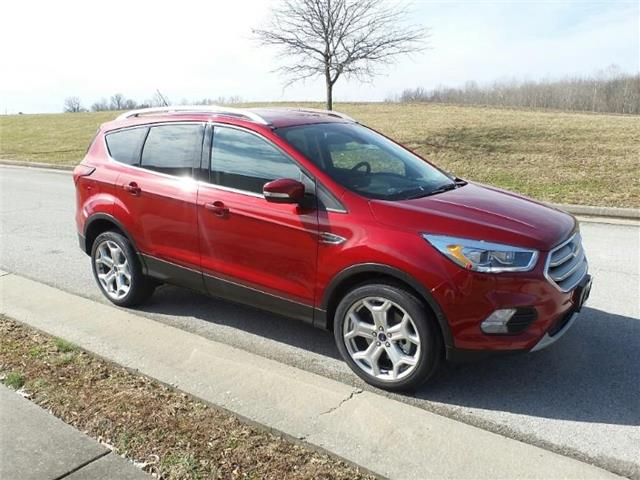 New 2019 Ford Escape DL