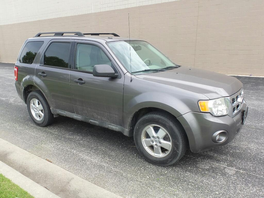 Pre-Owned 2010 Ford Escape XLT 4x4