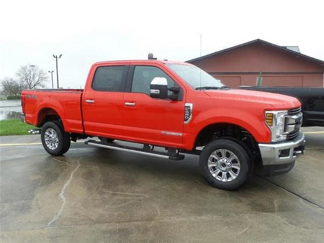 New 2018 Ford F-250 XLT 4x4 SD Crew Cab 6.75 ft. box 160 in. WB SRW