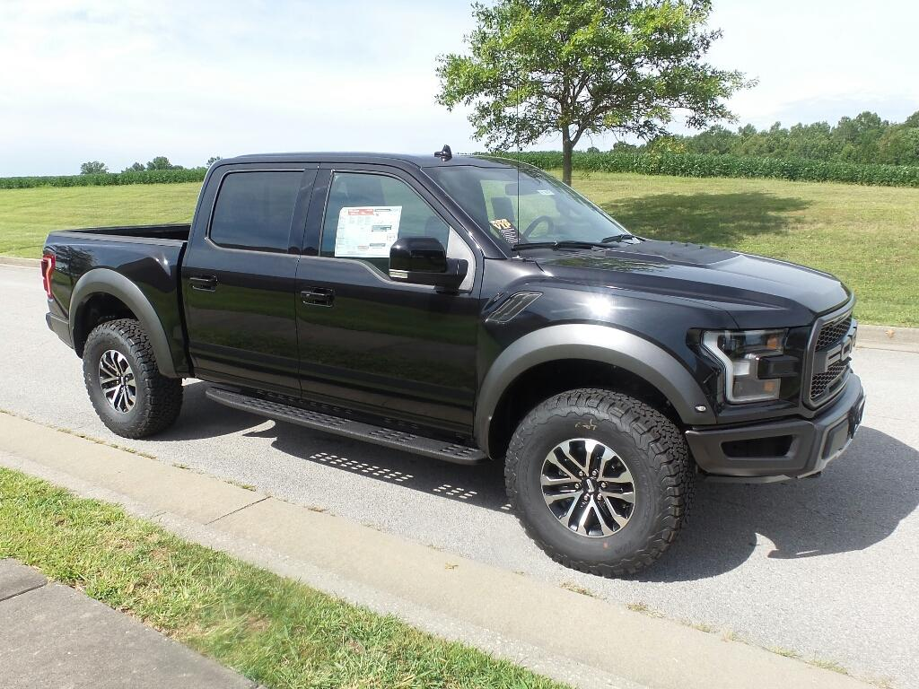 Super Crew Cab >> New 2019 Ford F 150 Raptor 4x4 Supercrew Cab Styleside 5 5 F 4wd
