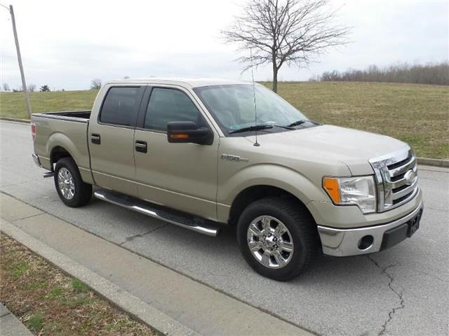 Pre-Owned 2009 Ford F-150 SuperCrew XLT