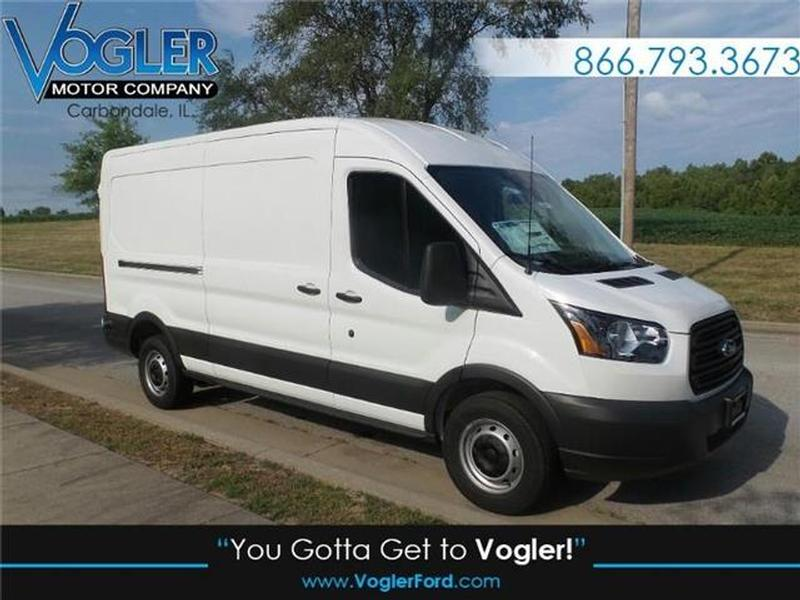 New 2018 Ford Transit Van T-250 Med Roof Slide w/Sliding Pass-Side Cargo  Door Medium Ro RWD VN