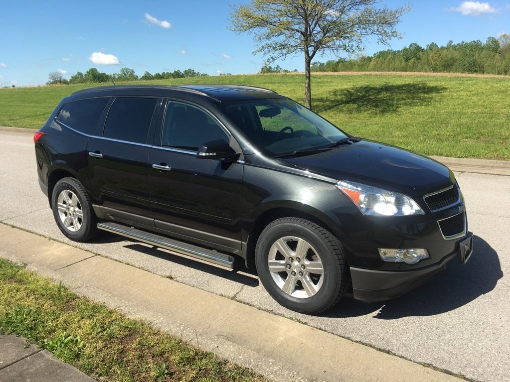 Pre-Owned 2012 Chevrolet Traverse 1LT Front-wheel Drive