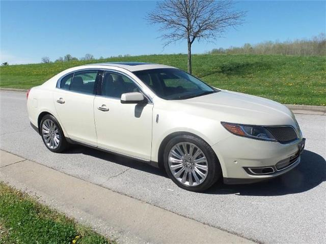 Pre-Owned 2016 Lincoln MKS Front-wheel Drive Sedan