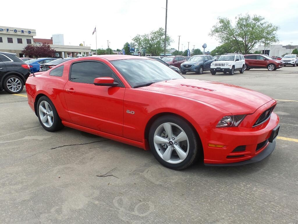 Pre-Owned 2013 Ford Mustang GT Coupe