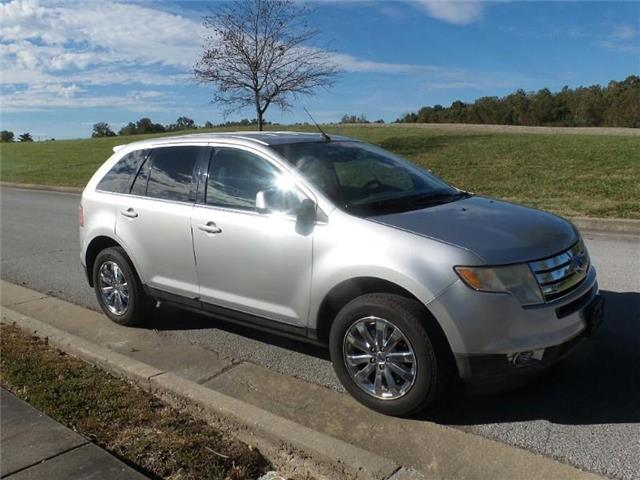 Pre-Owned 2010 Ford Edge Limited Front-wheel Drive