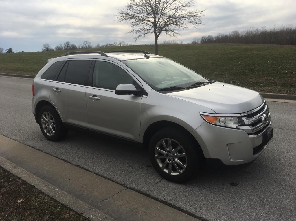 Pre-Owned 2013 Ford Edge Limited All-wheel Drive