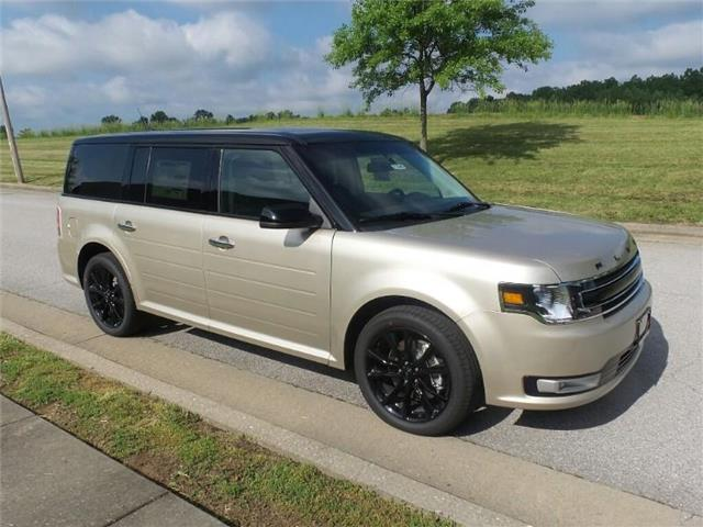 New 2018 Ford Flex SEL Front-wheel Drive