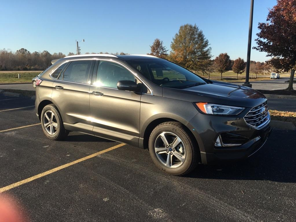 New 2019 Ford Edge SEL Front-wheel Drive