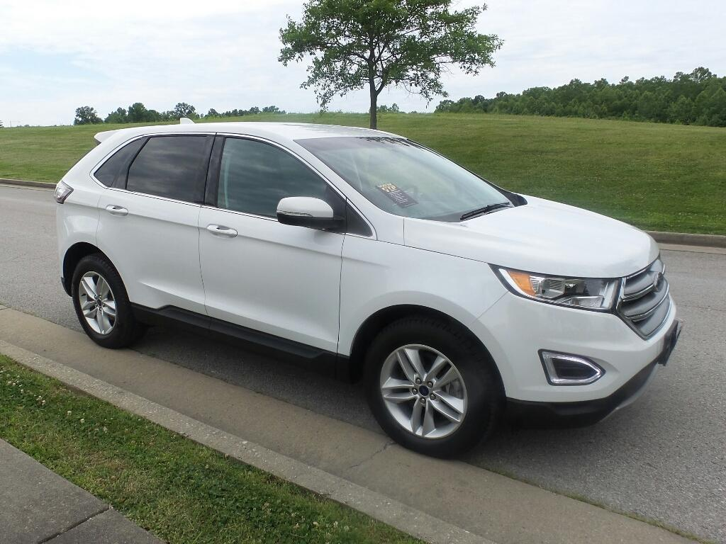 Pre-Owned 2016 Ford Edge SEL All-wheel Drive