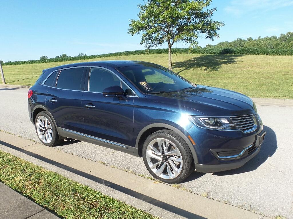 Pre-Owned 2017 Lincoln MKX Reserve All-wheel Drive
