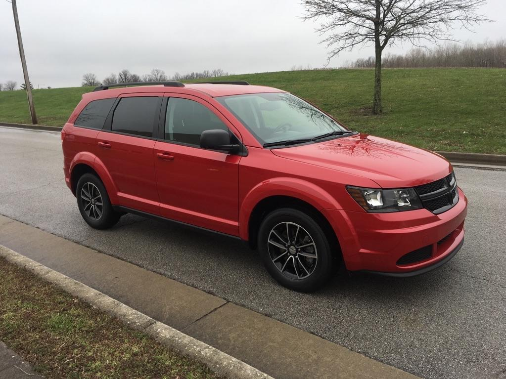Pre-Owned 2017 Dodge Journey SE Front-wheel Drive