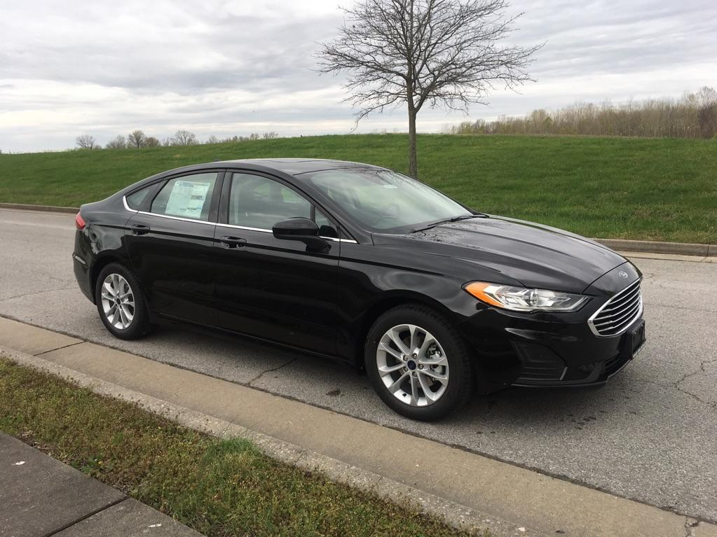 New 2020 Ford Fusion SE Front-wheel Drive Sedan