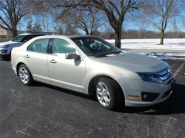 Pre-Owned 2010 Ford Fusion SE Front-wheel Drive Sedan
