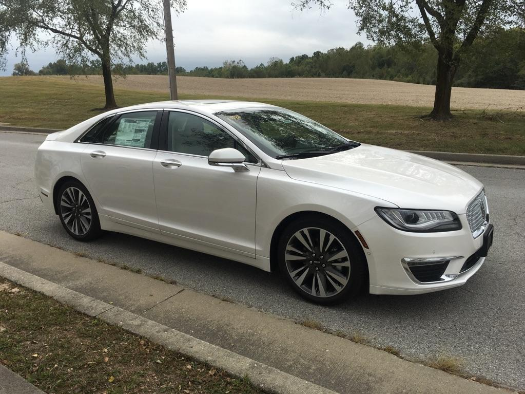 New 2020 Lincoln MKZ Reserve Pkg FWD
