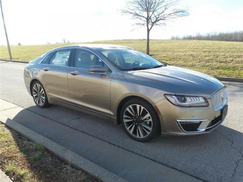 New 2019 Lincoln MKZ Reserve II Front-wheel Drive Sedan