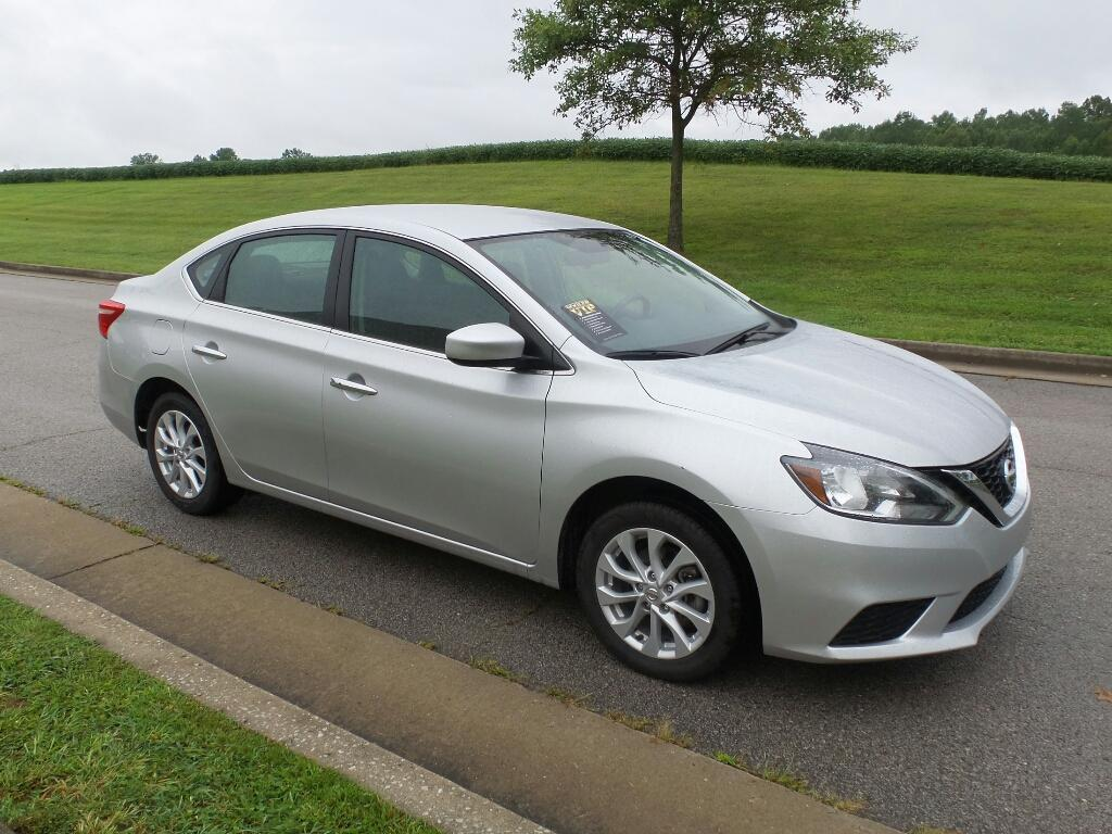 Pre-Owned 2018 Nissan Sentra SV Sedan