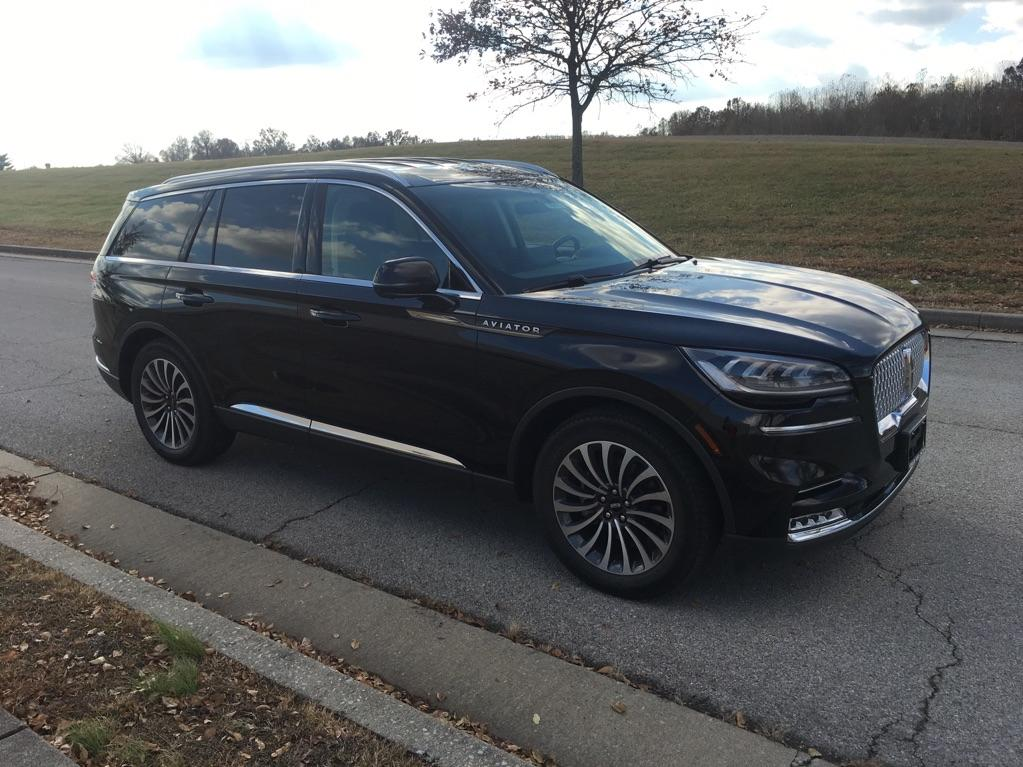 New 2020 Lincoln Aviator Reserve RWD