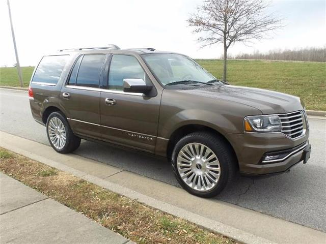 Pre-Owned 2016 Lincoln Navigator Reserve 4x4
