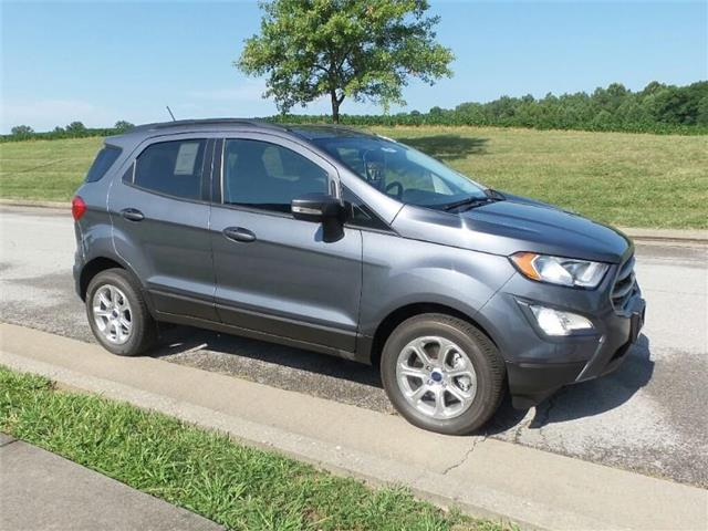 New 2018 Ford EcoSport SE Front-wheel Drive Sport Utility