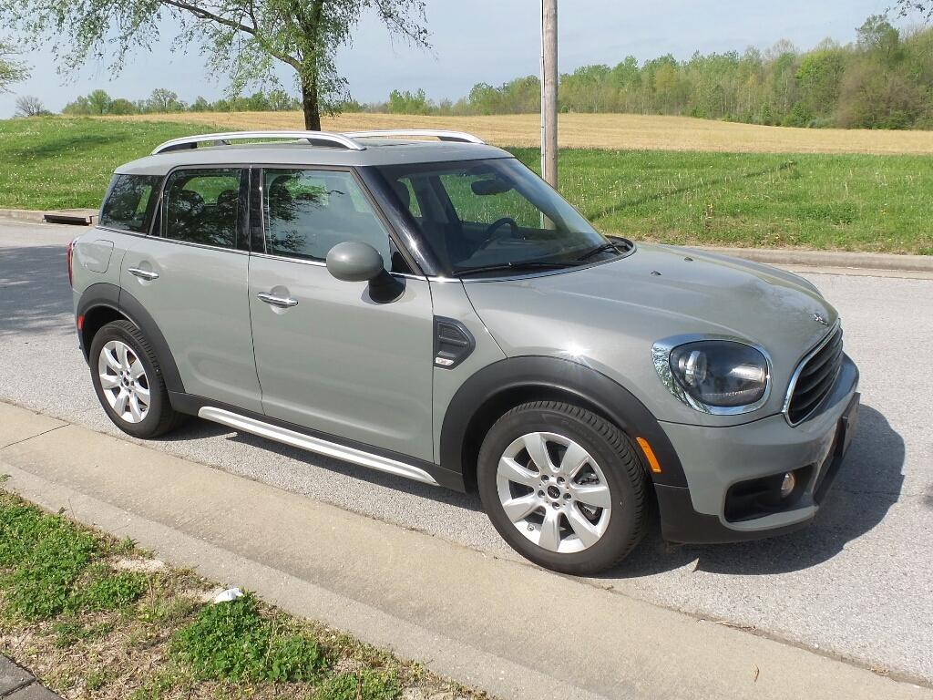 Pre-Owned 2019 MINI Cooper Countryman Cooper Front-wheel Drive Sport Utility