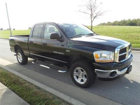Pre-Owned 2006 Dodge Ram 1500 SLT 4x4 Quad Cab 160.5 in. WB