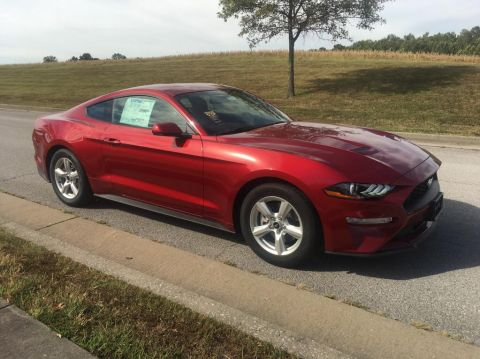 New 2019 Ford Mustang MUSTANG ECOBOOST COUPE