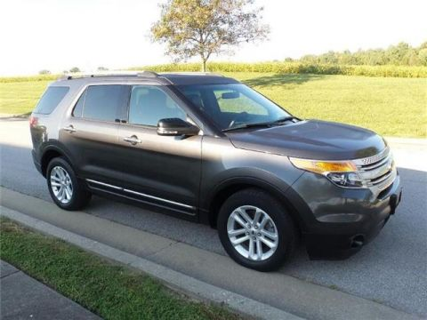Pre-Owned 2015 Ford Explorer XLT Front-wheel Drive