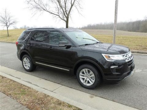 New 2019 Ford Explorer XLT 4x4