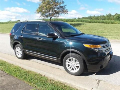Pre-Owned 2014 Ford Explorer XLT 4x4 Four Wheel Drive MP