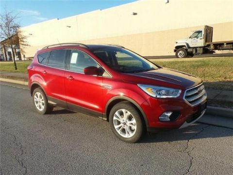 New 2019 Ford Escape SEL Front-wheel Drive