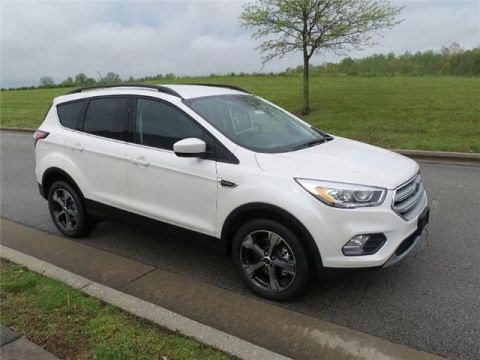 New 2018 Ford Escape SEL 4x4