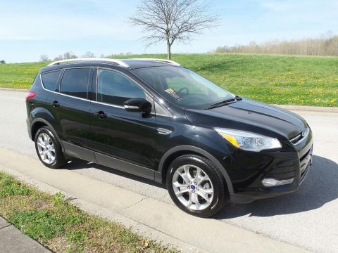 Pre-Owned 2016 Ford Escape Titanium 4x4