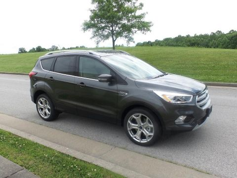 New 2019 Ford Escape Titanium 4x4