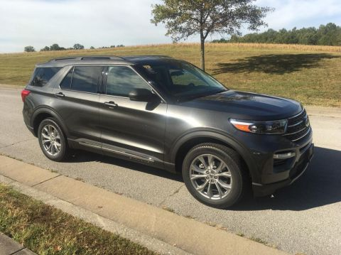 New 2020 Ford Explorer XLT 4x4