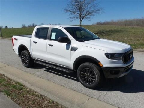 New 2019 Ford Ranger XLT 4x4 SuperCrew 5 ft. box