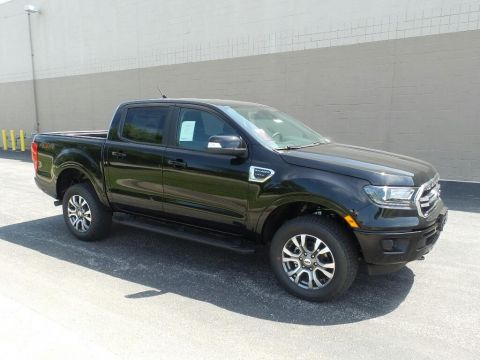 New 2019 Ford Ranger Lariat 4x4 SuperCrew 5 ft. box