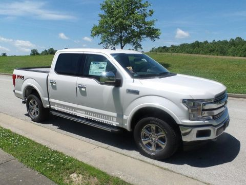New 2019 Ford F-150 Lariat 4x4 SuperCrew Cab Styleside 5.5 f
