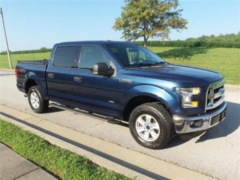 Pre-Owned 2015 Ford F-150 King Ranch 4x4 SuperCrew Cab Styleside 5.5 ft. box 145 in. WB