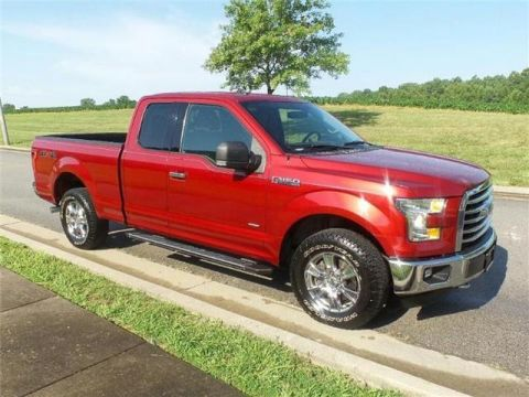 Pre-Owned 2015 Ford F-150 XLT 4x4 SuperCab Styleside 6.5 ft. box 145 in. WB