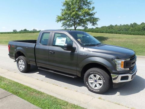 New 2019 Ford F-150 XL 4x4 SuperCab Styleside 6.5 ft. box 14