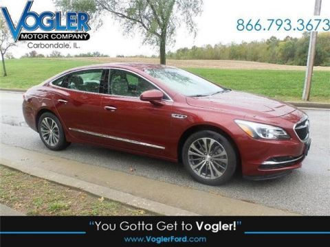 Pre-Owned 2017 Buick LaCrosse Essence Front-wheel Drive Sedan Front Wheel Drive Essence 4dr Fro