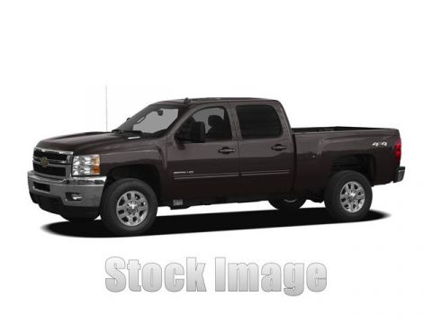 Pre-Owned 2011 Chevrolet Silverado 2500HD LTZ 4x4 Crew Cab 6.6 ft. box 153.7 in. WB Four Wheel Drive PU
