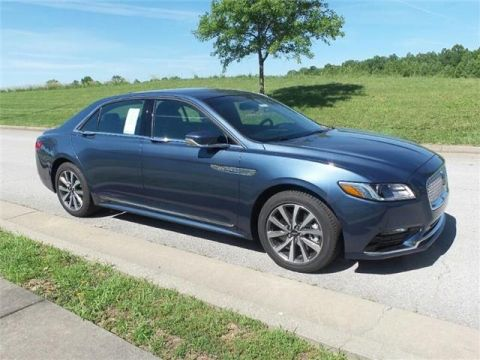 New 2018 Lincoln Continental Premiere Front-wheel Drive Sedan